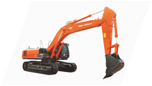 ZAXIS 400 MTH Construction Excavator