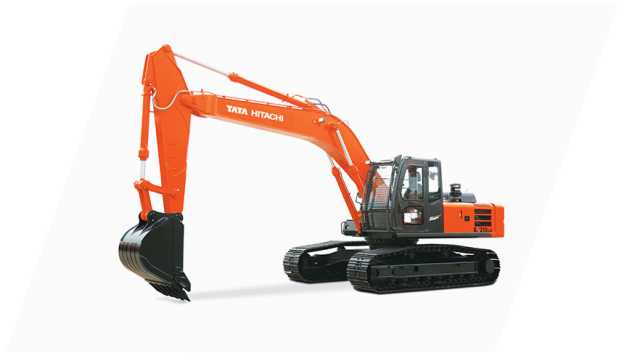 EX 210 LC Construction Excavator
