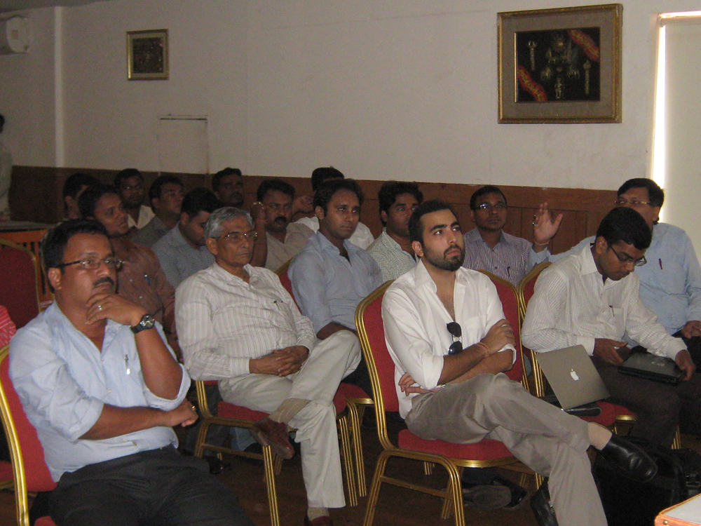 Annual review meeting